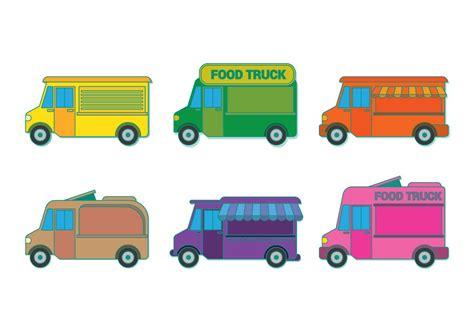 food truck clip 9 food truck vector images black food truck clip