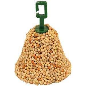 how to make seed bells for parrots johnsons seed bell s pets supplies