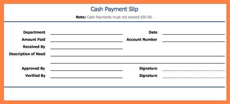 5 salary receipt sle salary slip