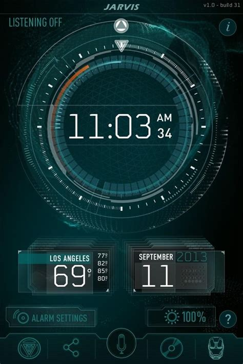 wallpaper iphone 5 jarvis be just like tony stark with the jarvis personal assistant