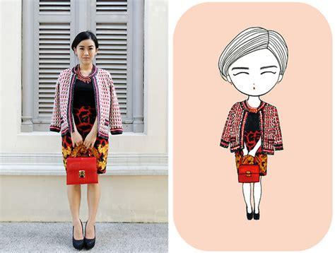 Mango Flowery Tank Top Prelove Singapore versace skirts lookbook
