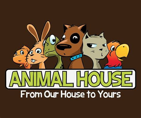 animal house pet shop animal house local pet shop gives students and animals a second logo
