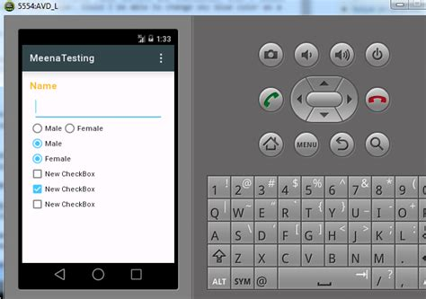 color themes android studio android change default design theme to customized color