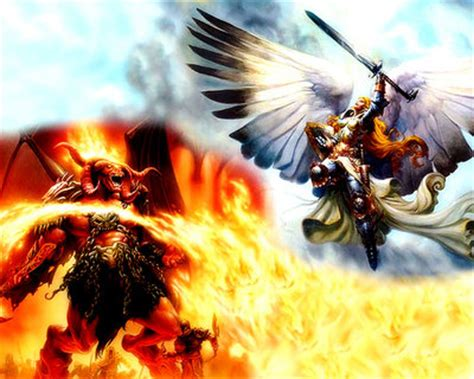 imagenes de dios venciendo al diablo jesus o dios vs satanas muy buenas imagenes taringa