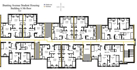 housing floor plan student housing floor plans gurus floor
