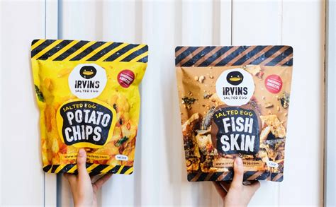 Irvins Salted Egg Small top 12 snacks you should buy the next time you re in singapore