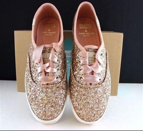 Kate Spade Keds Glitter Sneakers Gold details about kate spade keds sneakers kick gold