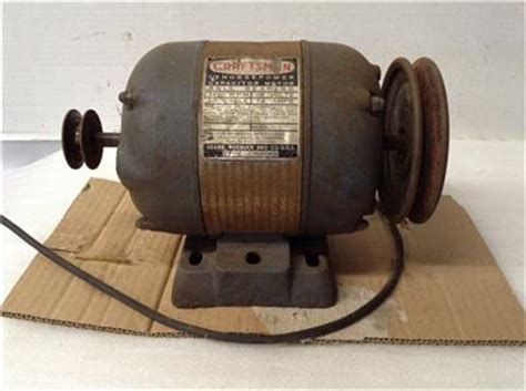 Craftsman Table Saw Motor by Craftsman Table Saw Motor 1 2 Hp Bearing Model 115