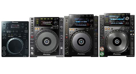 what is the best pioneer cdj for you dj techtools