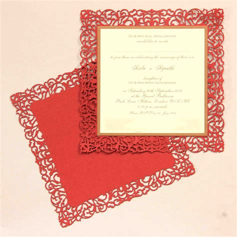 wedding invitations richmond indiana rich wedding invitations sri lanka