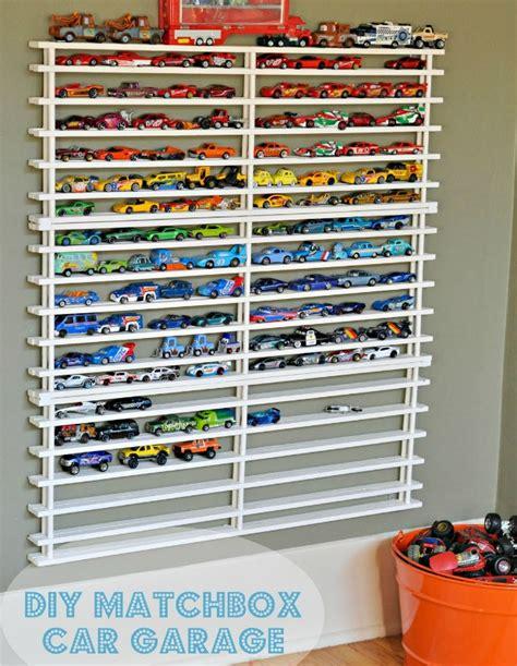 Matchbox Car Display Shelf by Matchbox Car Shelf System Diy Organizing Ideas