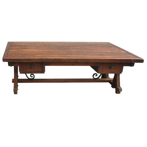 1930s Coffee Table 1930s Monterey Period Coffee Table At 1stdibs