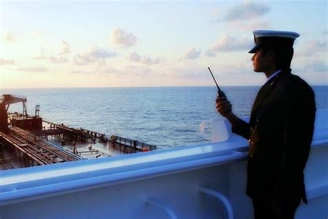 Officer Of The Deck by Marine Communication Systems Used In The Maritime Industry