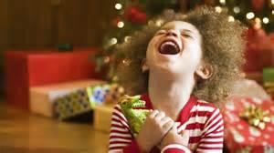 christmas presents kids react to opening christmas
