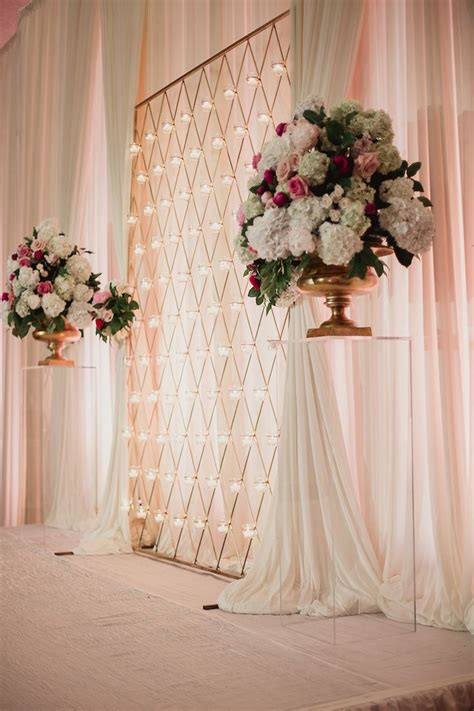 best 25 ceremony backdrop ideas on pinterest reception