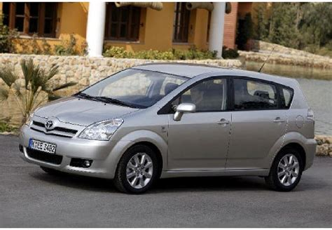 Toyota Axio 2007 Fuel Consumption Toyota Corolla 2 0 2007 Auto Images And Specification