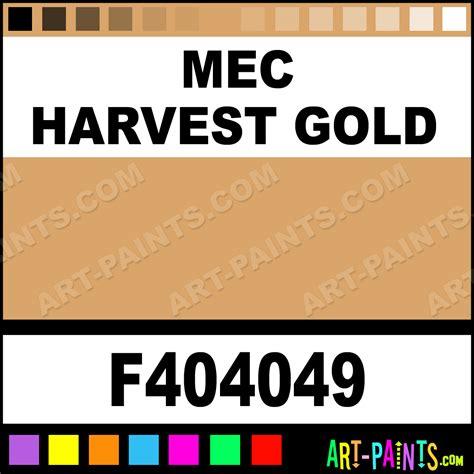 mec harvest gold railroad acrylics airbrush spray paints f404049 mec harvest gold paint mec