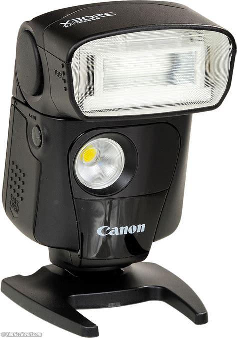 Canon Flash 320ex Speedlite canon 320ex review