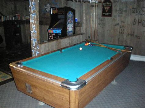 Aquarium Pool Table by The Pool Table Lights Out Mastered 3 Picture Of