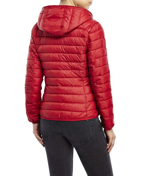 Quilted Jacket With by Save The Duck Packable Quilted Jacket With In Lyst