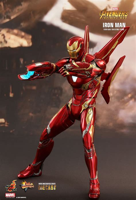 Harga Figure Infinity War by Toys Infinity War Iron Mk50 1 6 Scale