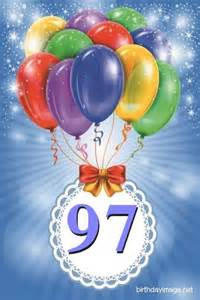 97th birthday wishes Happy Birthday