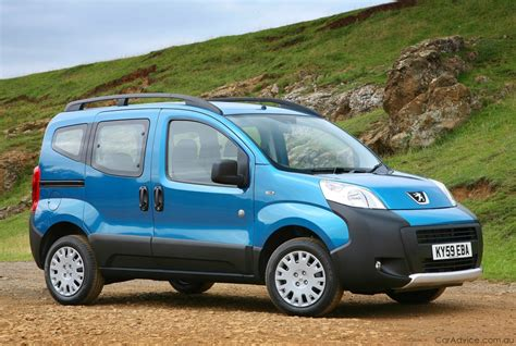peugeot tepee peugeot bipper tepee released in the uk photos 1 of 5