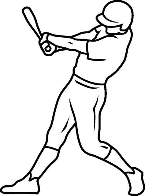 baseball coloring pages baseball coloring pages free printable pictures coloring