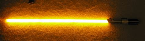 Yellow Light Saber by Pics For Gt Yellow Lightsaber