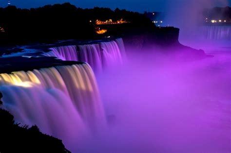 Niagara Falls Light Show Round The Web Info Photography Lights Niagara Falls