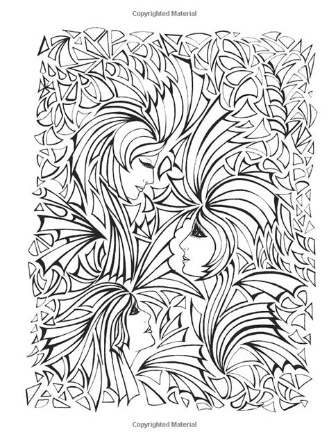 coloring pages for adults faces fancifu faces coloring pages pesquisa do