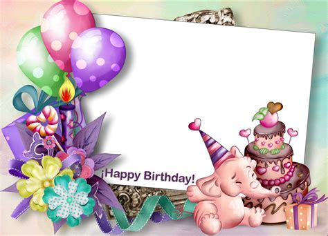 imagenes de happy birthday free templates cliparts and more birthday frames