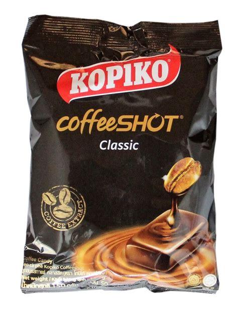 150g kopiko coffeeshot classic kaffee bonbons coffee