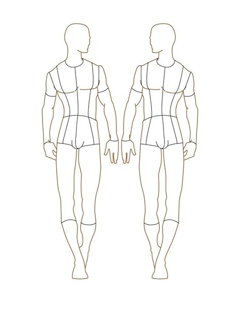 croquis template fashion croquis models picture