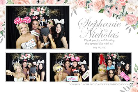 Rad Photo Booth Gallery Gta Baptism Photo Booth Template