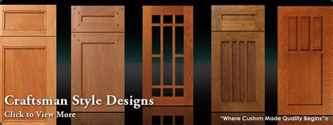 arts and crafts cabinet doors craftsman and arts craft style cabinet doors walzcraft
