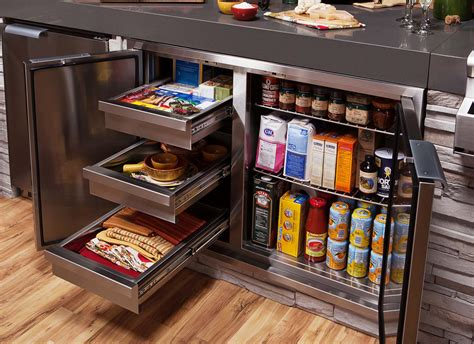 Outdoor Pantry by Dcs By Fisher Paykel Sets Stage For Quot Out Is The New In
