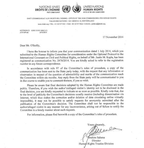 Cover Letter United Nations by Cover Letter For Undp Just B Cause