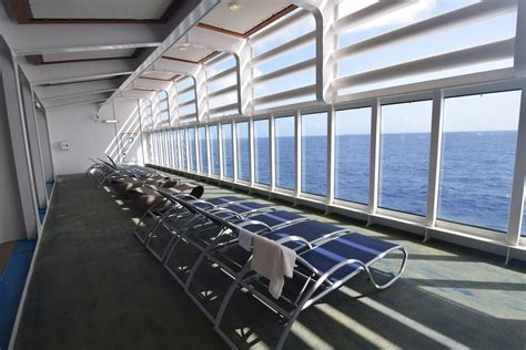 best deck on of the seas royal caribbean secrets lounge deck on harmony of