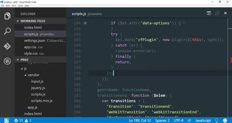 facebook themes code how to customize visual studio code hongkiat