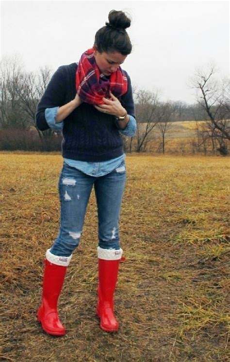 7 Cutest Boots For Un Weather Days by Rainboots Casual