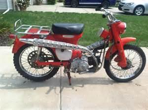 Honda Ct200 Buy 1965 Honda Ct200 Trail 90 Low Title Key Tool On