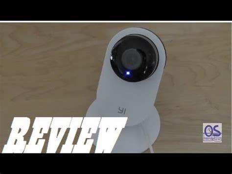 review xiaomi xiaoyi wifi home security system