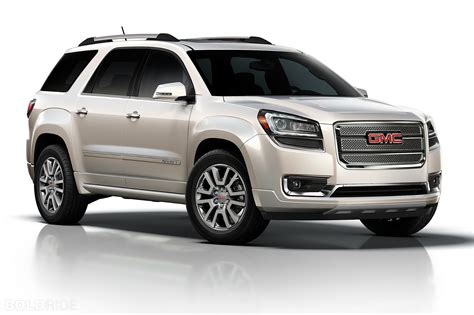 pictures of a gmc acadia 2013 gmc acadia pictures photos pics wallpapers