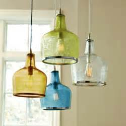 coloured glass pendant lights vintage pendant lighting by ballard designs addie lights