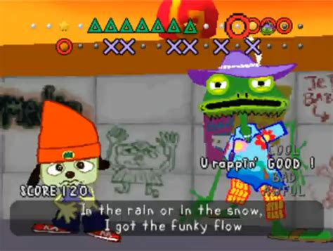 parappa the rapper bathroom rap retro beat tuesdays 037 parappa the rapper bathroom rap