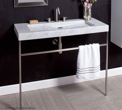 Vanities And More by 42 Quot Lacava Libera Console Sink Bathroom Vanities