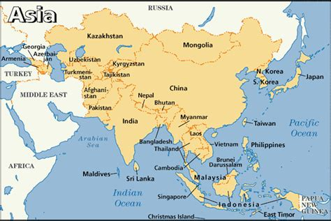 asia map with country names and capitals pdf asia map with country names roundtripticket me