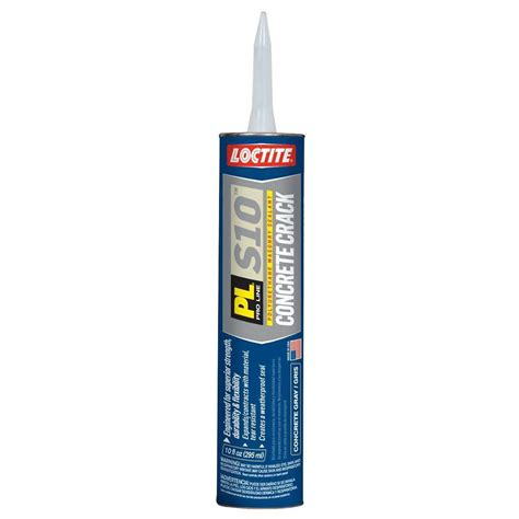 loctite pl 10 fl oz polyurethane concrete and