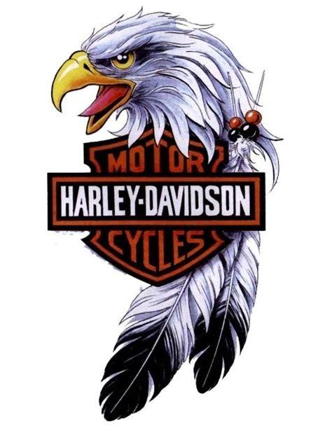 harley davidson eagle tattoo designs harley davidson pinteres